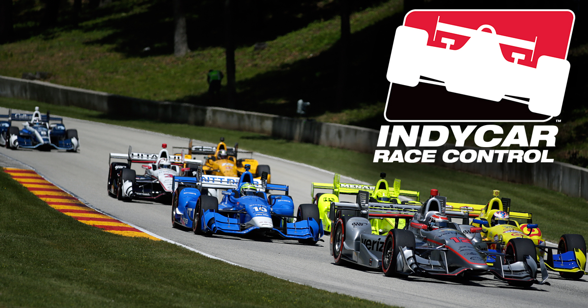 INDYCAR Race Control  Live Timing  Scoring