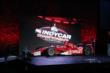The stage of the 2013 INDYCAR Championship Celebration with the championship winning car of Scott Dixon -- Photo by: Chris Jones