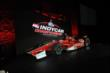 The 2013 INDYCAR Championship Celebration stage with Scott Dixon's 2013 IZOD IndyCar Series car -- Photo by: Chris Owens