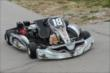 The Indianapolis Motor Speedway sponsored kart at the Dan Wheldon Pro-Am Karting Classic -- Photo by: Chris Owens
