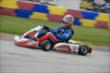 Josef Newgarden during the early stages of the Dan Wheldon Pro-Am Karting Classic -- Photo by: Chris Owens