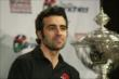 Dario Franchitti during the press conference at the Target Chip Ganassi Racing shop -- Photo by: Chris Jones