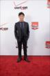 Takuma Sato on the red carpet prior to the 2014 INDYCAR Championship Celebration