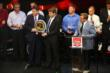 Will Power receives the 2014 Verizon P1 Award at the 2014 Championship Celebration -- Photo by: Chris Jones