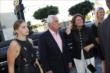 Roger Penske and his family arrive to the 2014 INDYCAR Championship Celebration -- Photo by: Joe Skibinski