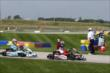 2014 Dan Wheldon Memorial Pro-Am Karting Challenge at New Castle Motorsports Park Gallery Thumbnail