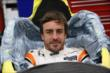 Fernando Alonso Seat Fitting - April 24, 2017