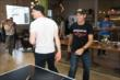 Josef Newgarden Celebrity Ping-Pong Challenge - May 23, 2018