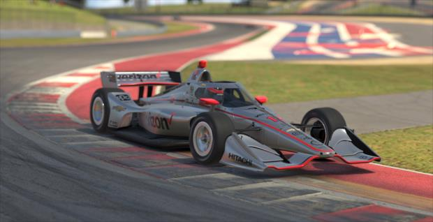 AutoNation INDYCAR Challenge at COTA - INDYCAR iRacing Challenge