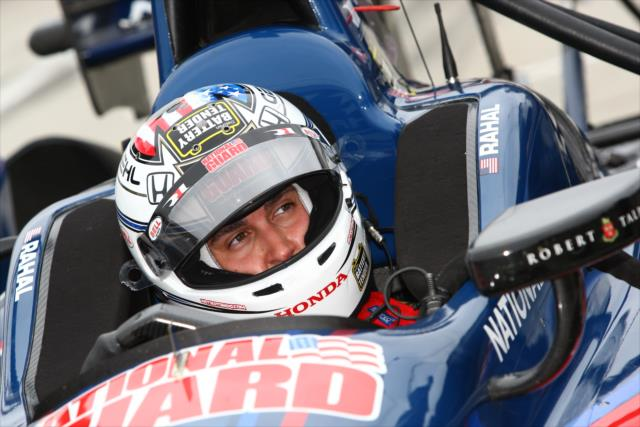 IndyCar: Graham Rahal talks St. Pete, winless streak, Dale Jr.