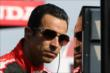 Helio Castroneves waits on pitlane prior to practice for the Honda Indy 200 at Mid-Ohio -- Photo by: Chris Jones