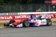 Takuma Sato heads towards the Turn 2 Keyhole during practice for the Honda Indy 200 at Mid-Ohio -- Photo by: Chris Jones