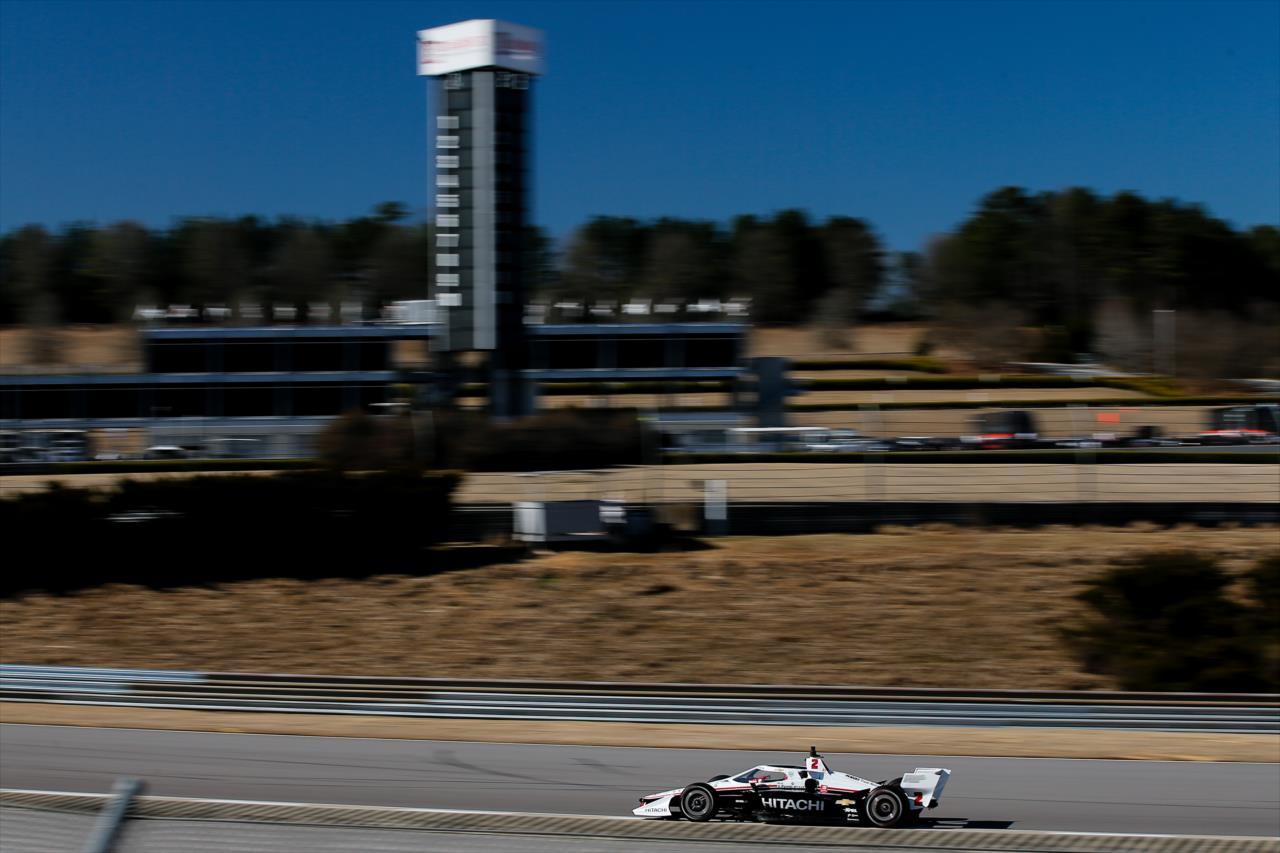 Circuito de Barber, no Alabama, receberá a abertura do campeonato (Joe Skibinski/Indycar)