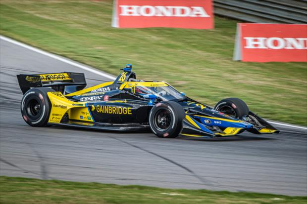Honda Indy Grand Prix of Alabama - Saturday, April 17, 2021