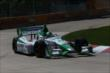 Carlos Munoz on course during practice for the Chevrolet Dual In Detroit -- Photo by: Chris Jones