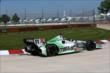 Sebastien Bourdais on course during practice for the Chevrolet Dual In Detroit -- Photo by: Chris Jones