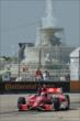 Scott Dixon on course during practice for the Chevrolet Dual in Detroit -- Photo by: Chris Owens