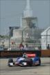 Ryan Briscoe on course during practice for the Chevrolet Dual in Detroit -- Photo by: Chris Owens