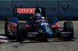 Graham Rahal on course during practice for the Chevrolet Dual in Detroit -- Photo by: Chris Owens