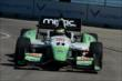 Sebastien Bourdais on course during practice for the Chevrolet Dual in Detroit -- Photo by: Chris Owens