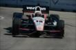 Will Power on course during practice for the Chevrolet Dual in Detroit -- Photo by: Chris Owens