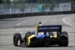 Marco Andretti on course during practice for the Chevrolet Dual In Detroit -- Photo by: Joe Skibinski