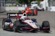 Will Power on course during practice for the Chevrolet Dual in Detroit -- Photo by: Joe Skibinski