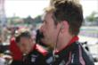 Will Power on pit lane at Belle Isle -- Photo by: Joe Skibinski