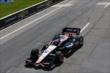 Will Power on the frontstretch during Race 1 of the Chevrolet Indy Dual in Detroit -- Photo by: Chris Jones