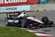 Will Power on course during Race 1 of the Chevrolet Indy Dual in Detroit -- Photo by: Chris Owens