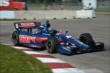 Graham Rahal exits Turn 4 during Race 1 of the Chevrolet Indy Dual in Detroit -- Photo by: Chris Owens
