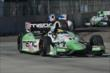 Sebastien Bourdais on course during Race 1 of the Chevrolet Indy Dual in Detroit -- Photo by: Chris Owens