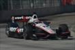 Will Power enters Turn 5 during Race 1 of the Chevrolet Indy Dual in Detroit -- Photo by: Chris Owens