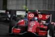 Scott Dixon on course during Race 1 of the Chevrolet Indy Dual in Detroit -- Photo by: Joe Skibinski