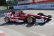 Scott Dixon on course during qualifications for Race 1 of the Chevrolet Indy Dual in Detroit -- Photo by: Joe Skibinski