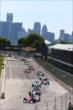 The start of Race 2 of the Chevrolet Indy Dual in Detroit -- Photo by: Chris Jones