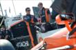 Simon Pagenaud on pit lane prior to qualifications for Race 2 of the Chevrolet Indy Dual in Detroit -- Photo by: Chris Owens