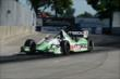 Sebastien Bourdais through Turn 13 during Race 2 of the Chevrolet Indy Dual in Detroit -- Photo by: Chris Owens