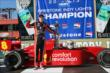 Sage Karam wins the 2013 Firestone Indy Lights Championship -- Photo by: Chris Jones
