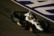 Ed Carpenter on track at Auto Club Speedway -- Photo by: Chris Jones