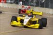 Peter Dempsey leads Juan Pablo Garcia through Turn 5 during practice at Houston -- Photo by: Bret Kelley