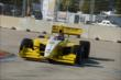 Peter Dempsey exits Turn 8 during practice at Houston -- Photo by: Chris Owens