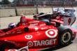 Scott Dixon and Will Power race out of pitlane during Race 2 of the Shell and Pennzoil Grand Prix of Houston -- Photo by: Chris Jones