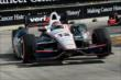 Will Power exits Turn 3 during Race 2 of the Shell and Pennzoil Grand Prix of Houston -- Photo by: Chris Owens