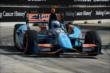 Luca Filippi exits Turn 3 during Race 2 of the Shell and Pennzoil Grand Prix of Houston -- Photo by: Chris Owens