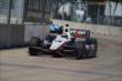 Will Power rolls through Turn 5 during Race 2 of the Shell and Pennzoil Grand Prix of Houston -- Photo by: Chris Owens
