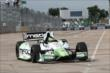 Sebastien Bourdais on track during Practice 1. -- Photo by: Chris Jones