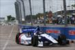 Mikhail Aleshin in Practice 1. -- Photo by: Chris Jones