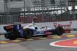 Ryan Briscoe during Practice 2. -- Photo by: Chris Jones
