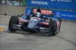 Graham Rahal in Practice 2. -- Photo by: Chris Owens